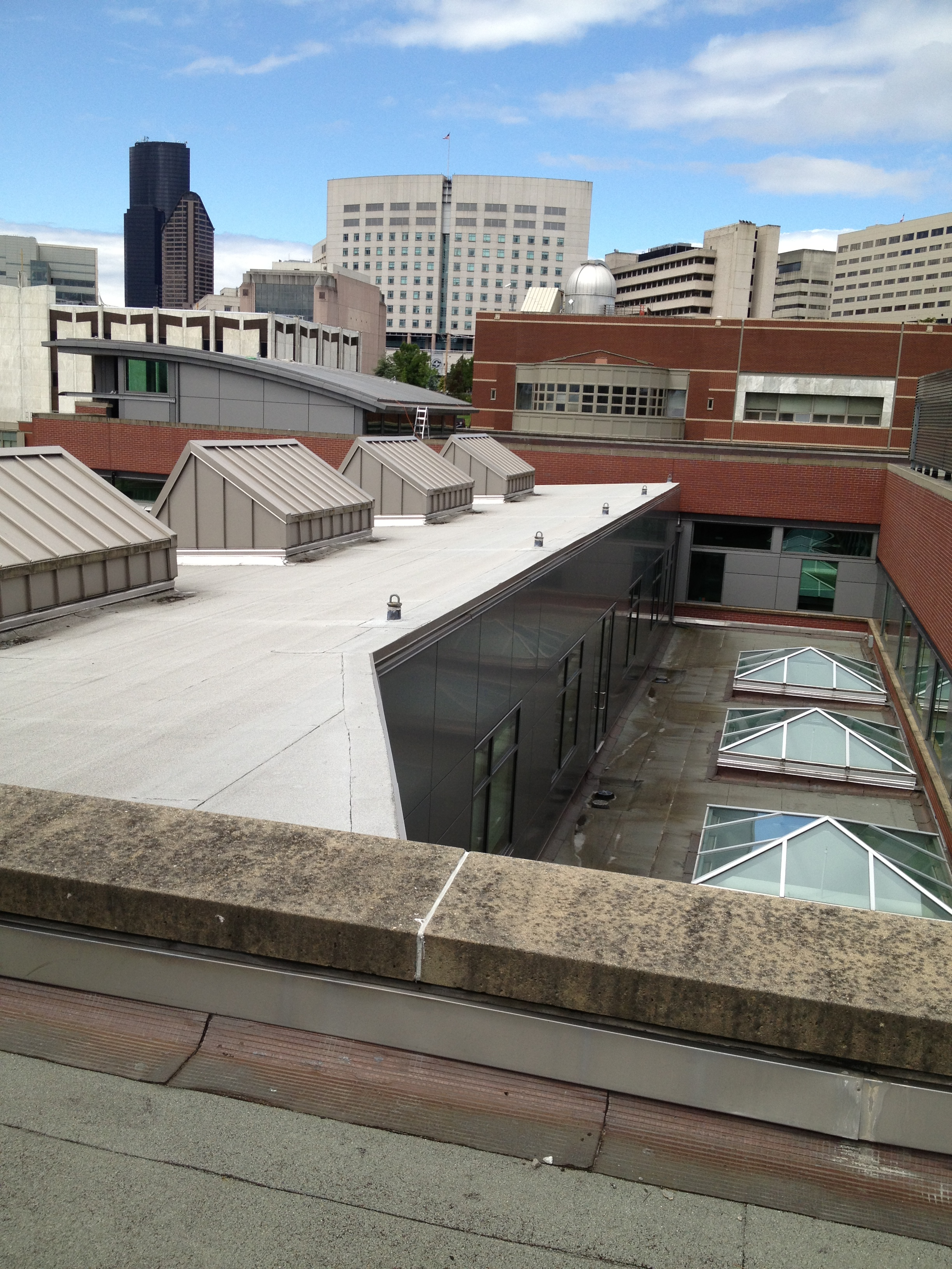 Annual Roof Anchor Inspections